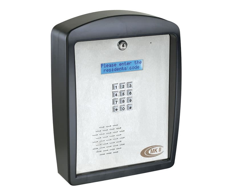 Cellular Network based Multi unit Intercom System - Commercial