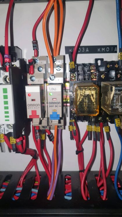 Electrical wiring for removal of the pump and installation of a venturi air vacuum system 420x747 - Issues with the dry vane vacuum pump