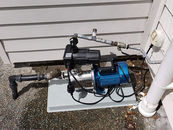 residential booster pump for better water flow - Residential